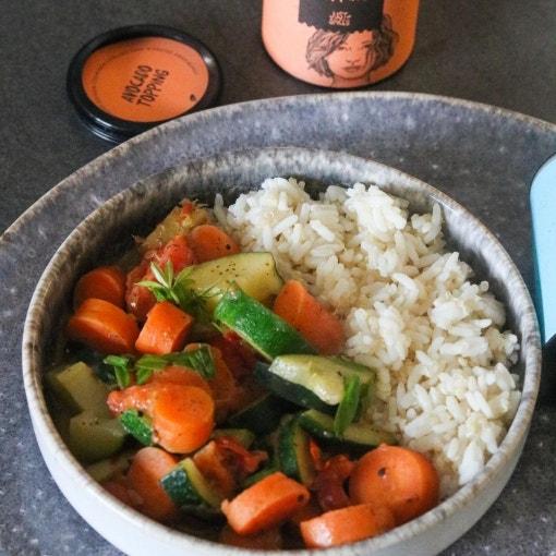 Easy Gemüsepfanne