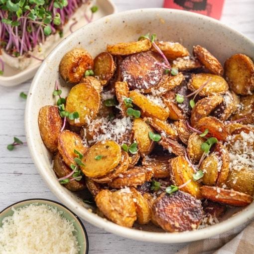 Vegetarische Bratkartoffeln