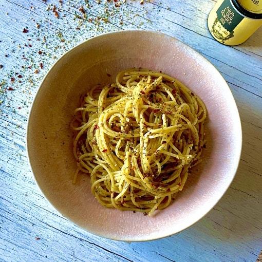 Spaghetti e Olio