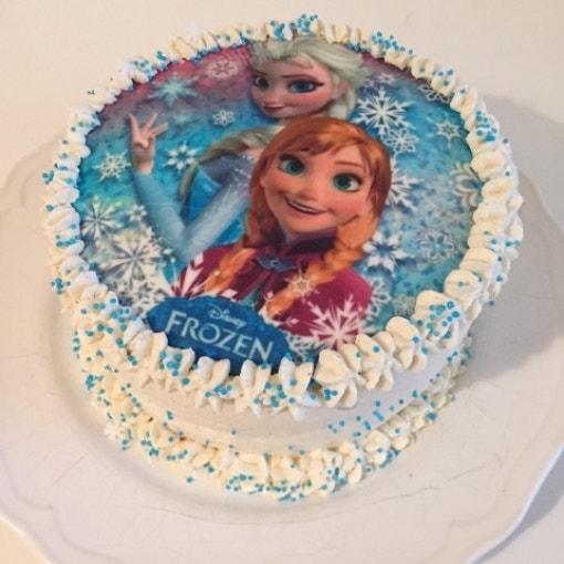 Anna&Elsa  - Törtchen für eine Eiskönigin