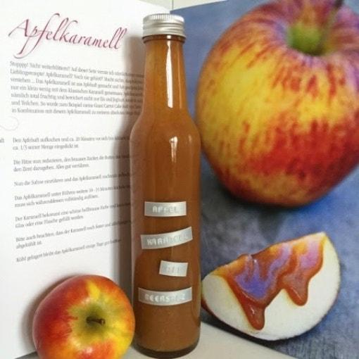 Apfelkaramell