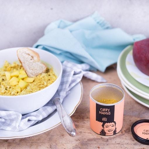 Curry-Mango-Butter