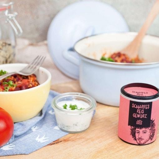 Scharfer One-Pot Reis