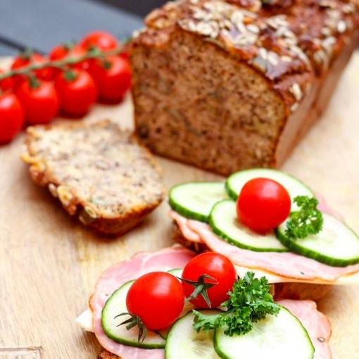 Lowcarb-Eiweiss-Brot
