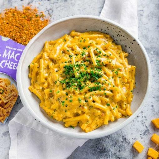Einfaches Mac & Cheese
