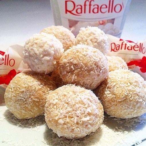 Protein-Raffaello