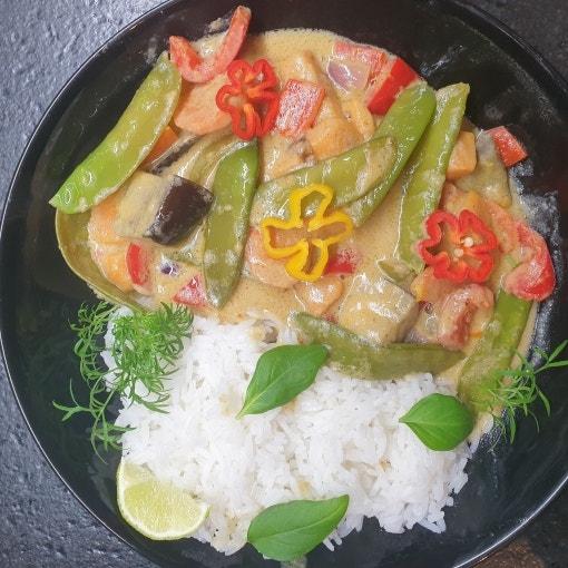 Thai Curry (vegan)