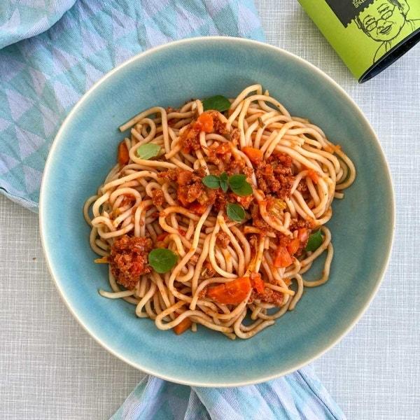 Vegetarische Bolognese