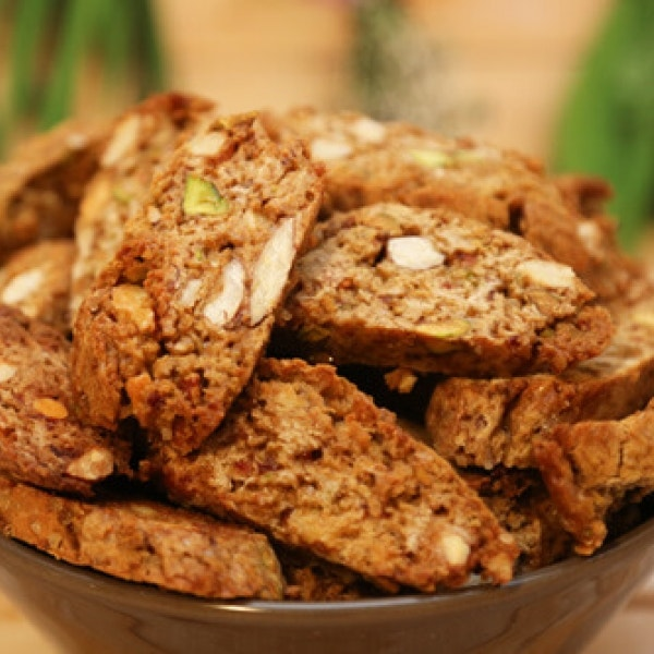 Thermomix Cantuccini