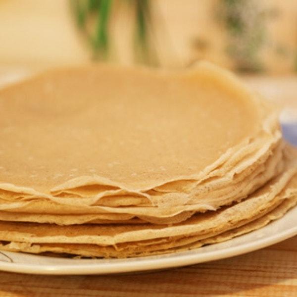 Thermomix Glutenfreie Pfannkuchen