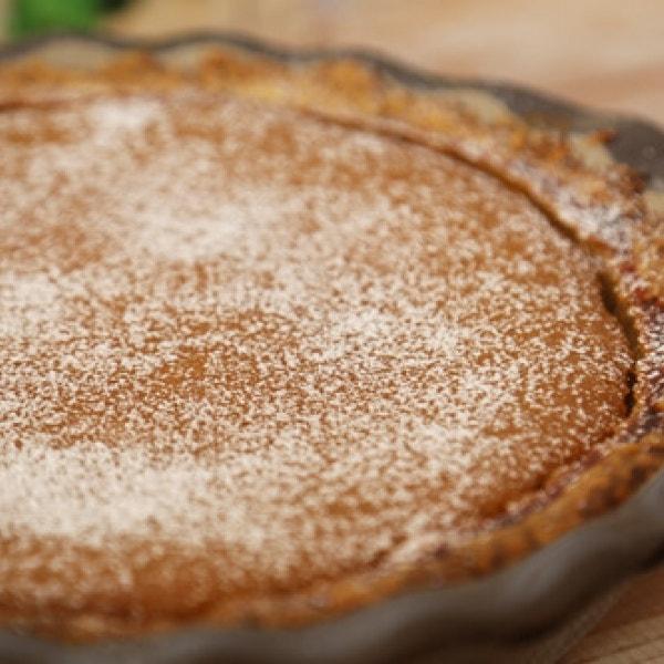 Thermomix Pumpkin Pie