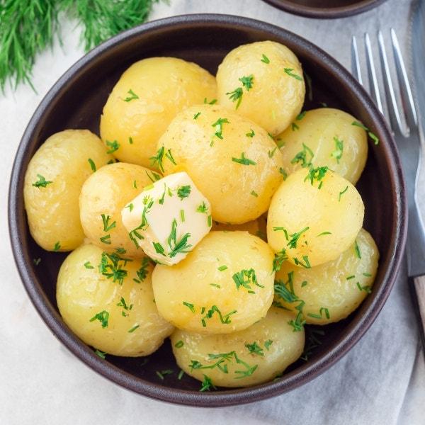 Kartoffeln kochen Thermomix