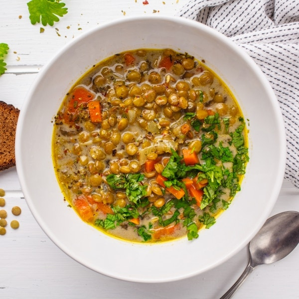 Linsensuppe Thermomix