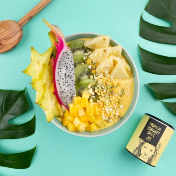 Tropical Mango Bowl