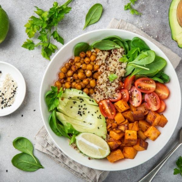 Vegane Detox Bowl