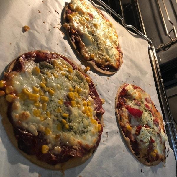 Mini Pizzen