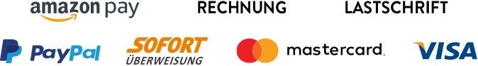 Zahlungsmögglichkeiten