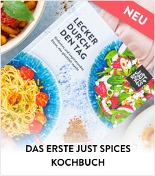 Just Spices Kochbuch