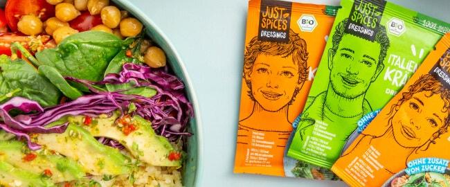 Salatdressing-Rezepte