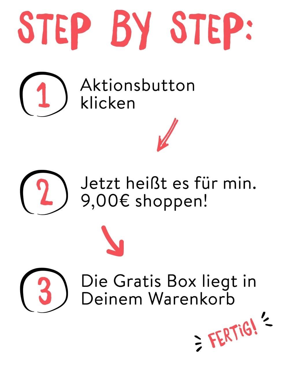 Kennenlernbox Anleitung