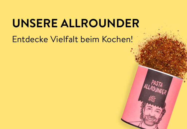 Allrounder Just Spices