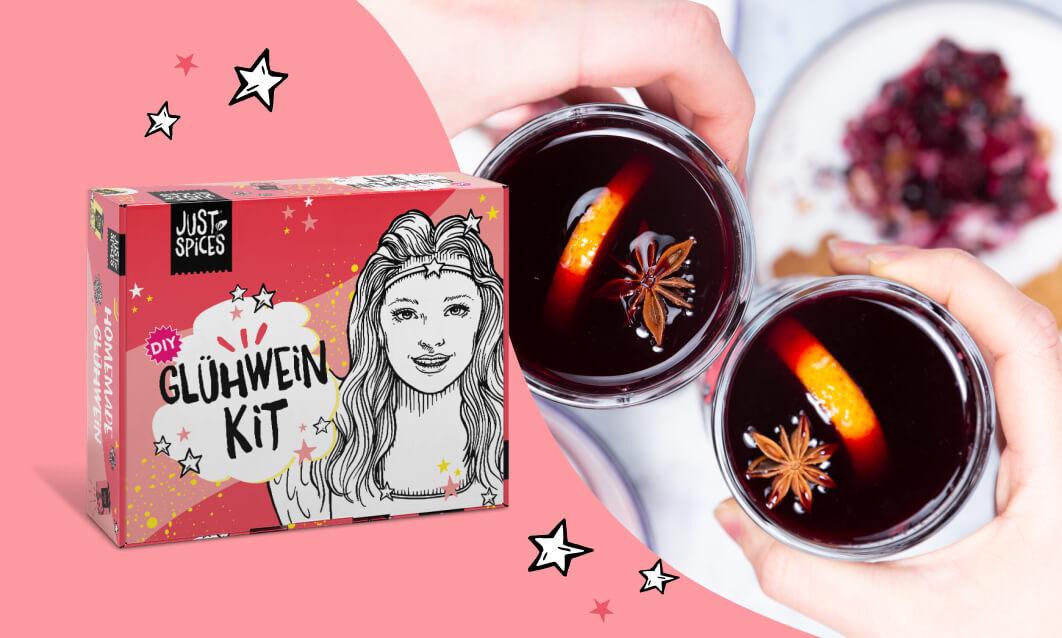 Empfehlung: DIY Glühwein Kit