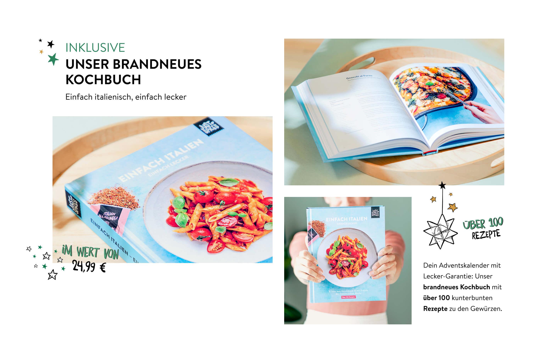 Das neue Kochbuch