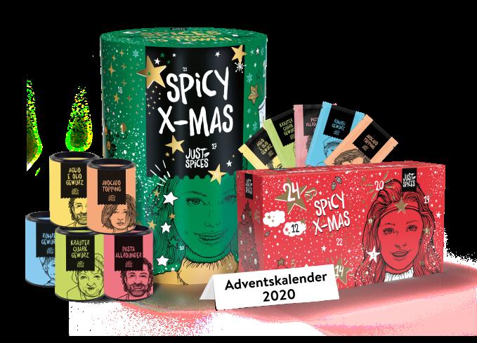 Just Spices Adventskalender