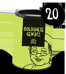 Bolognese Gewürz