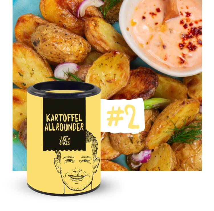Kartoffel Allrounder
