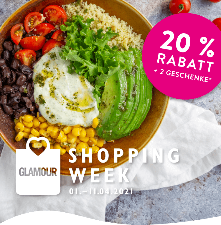 Glamour Shopping Week 2021 - Just Spices