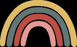Regenbogen Illustration