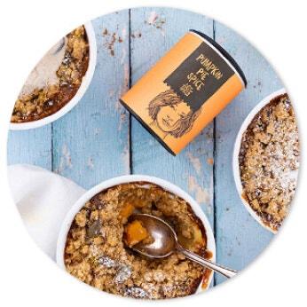 Just Spices Küchenkalender September