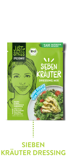 Just Spices Salat Dressing