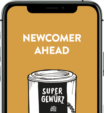 Spice Club Newcomer