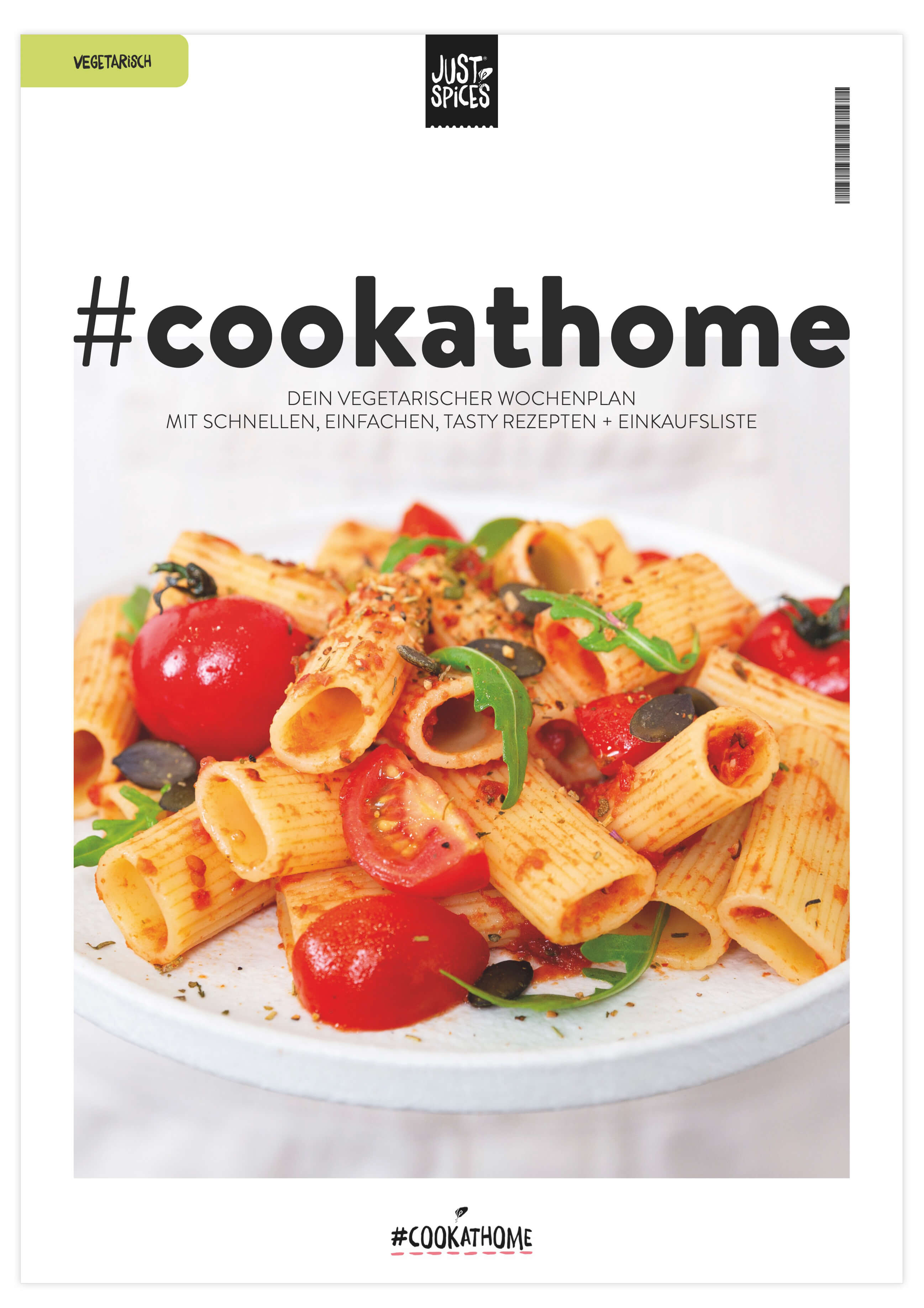 Cookathome Veggie Guide