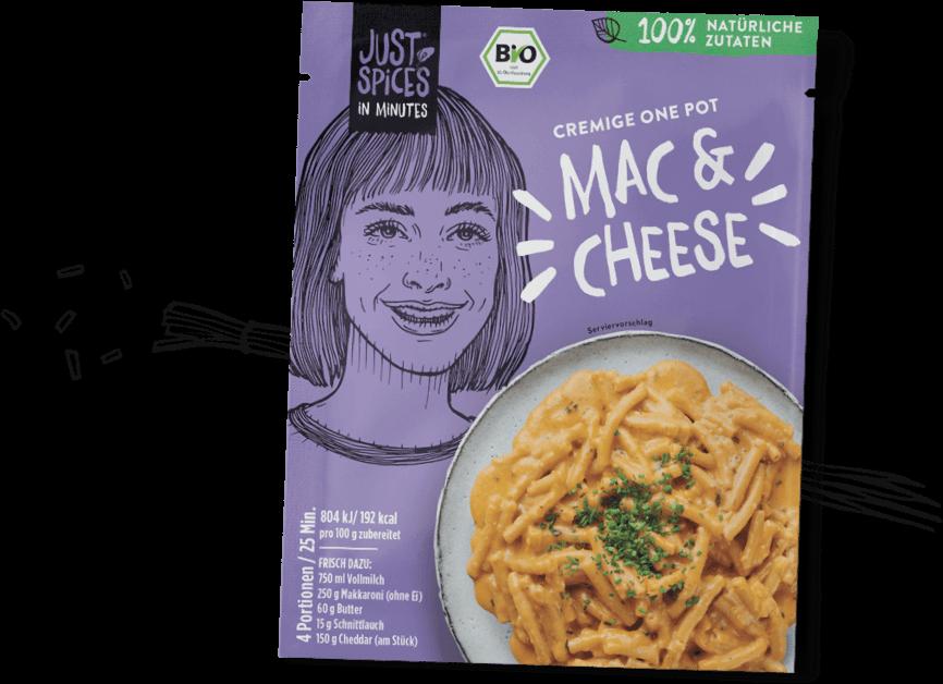Cremige One Pot Mac & Cheese