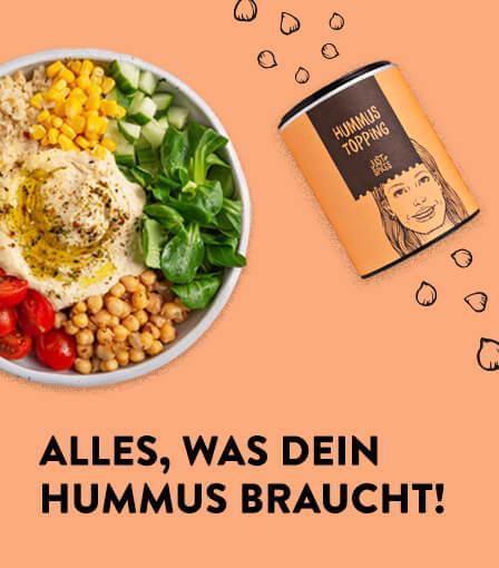 Hummus Topping Gewürz